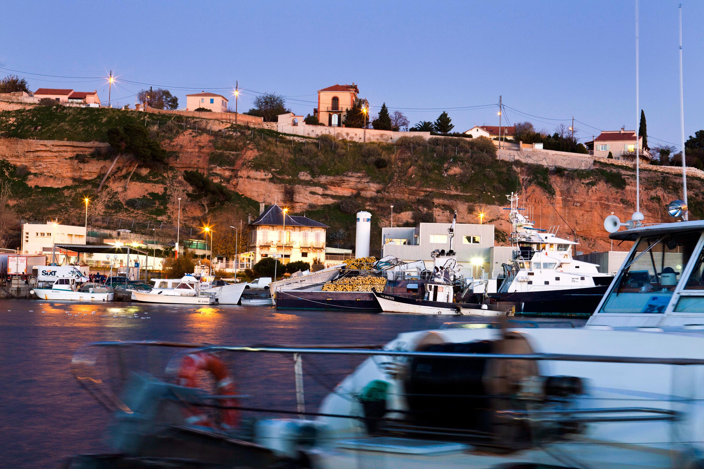 Hotel Grand Littoral Marseille